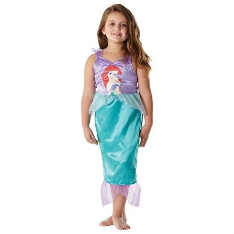 Rubies Deniz Kızı Prenses Ariel 5-6 Yaş Renkli